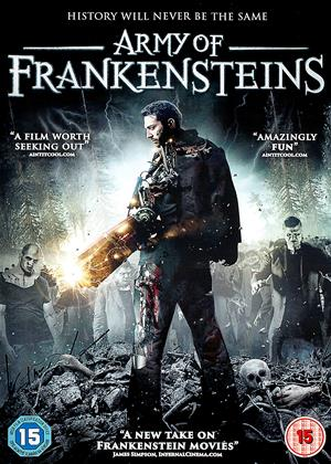 Army of Frankensteins Online DVD Rental