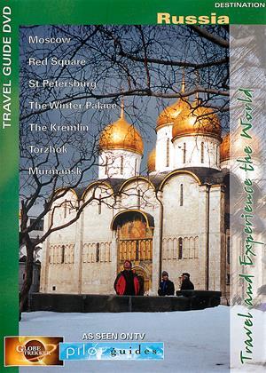 Rent Destination Travel Guide: Russia Online DVD Rental