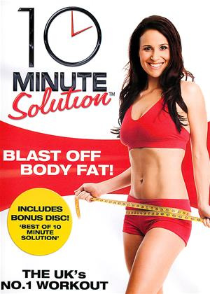Rent 10 Minute Solution: Blast Off Body Fat! Online DVD Rental