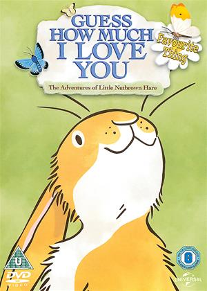 Guess How Much I Love You: Favourite Things Online DVD Rental