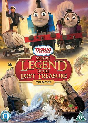 Thomas and Friends: Sodor's Legend of the Lost Treasure Online DVD Rental