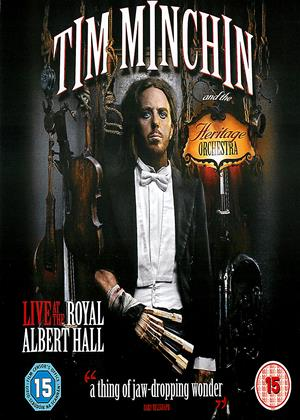 Tim Minchin and the Heritage Orchestra Online DVD Rental