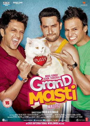 Grand Masti Online DVD Rental