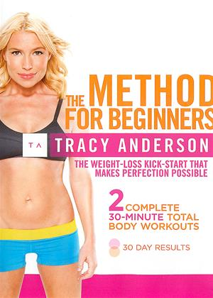 Tracy Anderson: The Method for Beginners Online DVD Rental