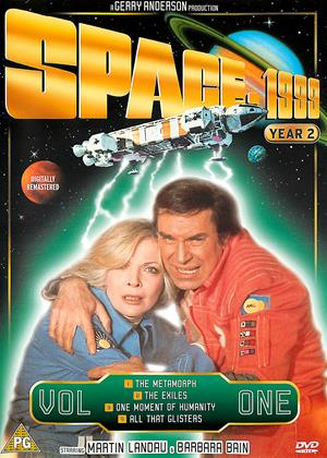 Space: 1999: Series 2: Vol.1 Online DVD Rental