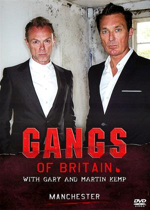 Rent Gangs of Britain: Manchester Online DVD Rental