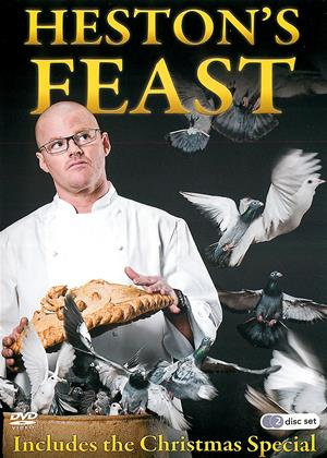 Heston's Feast Online DVD Rental