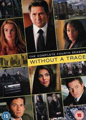 Without a Trace: Series 4 Online DVD Rental