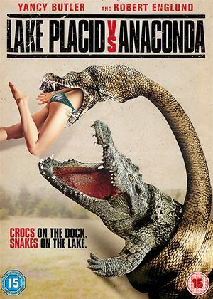 Rent Lake Placid vs. Anaconda Online DVD Rental
