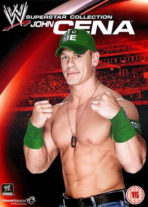WWE: Superstar Collection: John Cena Online DVD Rental