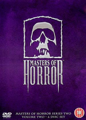 Rent Masters of Horror: Series 2: Vol.2 Online DVD Rental