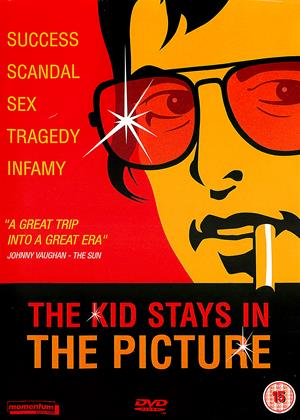 Rent The Kid Stays in the Picture Online DVD Rental