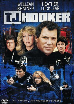 T.J. Hooker: Series 1 and 2 Online DVD Rental