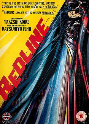 Redline Online DVD Rental