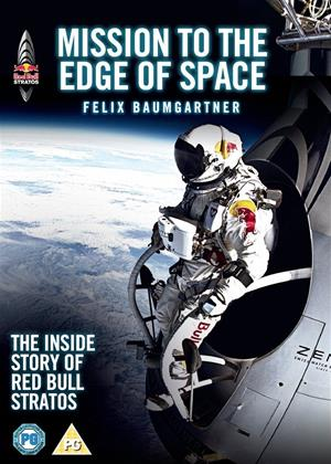 Rent Red Bull Presents: Mission to the Edge of Space Online DVD Rental