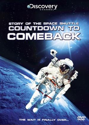 Story of the Space Shuttle: Countdown to Comeback Online DVD Rental