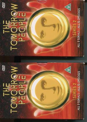The Tomorrow People: Series 2 Online DVD Rental