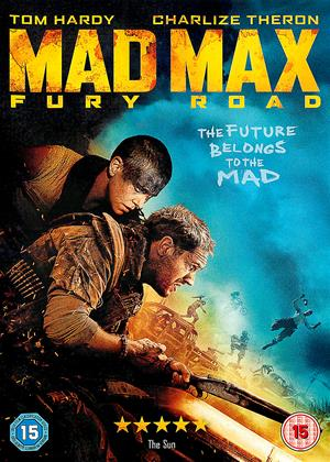 Mad Max: Fury Road Online DVD Rental