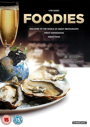 Rent Foodies (aka Foodies: The Culinary Jet Set) Online DVD Rental