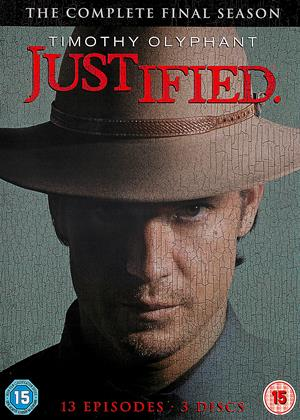 Justified: Series 6 Online DVD Rental