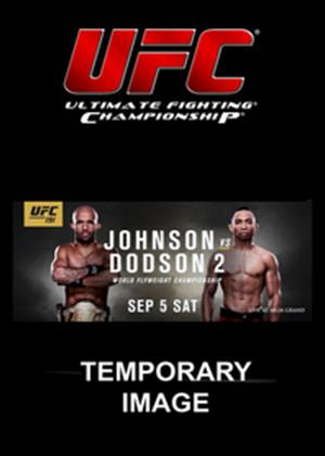 Rent Ultimate Fighting Championship: 191: Johnson Vs Dodson 2 Online DVD Rental