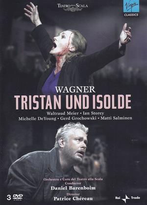 Tristan Und Isolde: Teatro Alla Scala (Barenboim) Online DVD Rental
