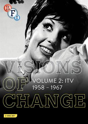 Rent Visions of Change: Vol.2: ITV Online DVD Rental