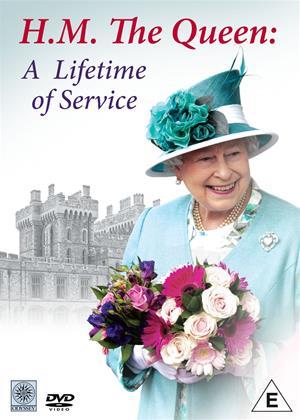 Queen Elizabeth: A Lifetime of Service Online DVD Rental