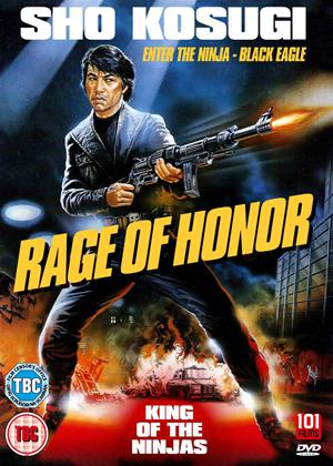 Rage of Honour Online DVD Rental