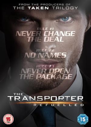 The Transporter Refueled Online DVD Rental