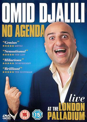 Omid Djalili: No Agenda: Live at the London Palladium Online DVD Rental
