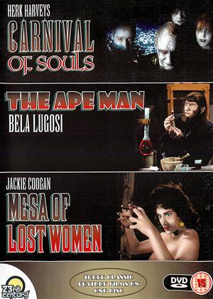 Carnival of Souls / The Ape Man / Mesa of Lost Women Online DVD Rental