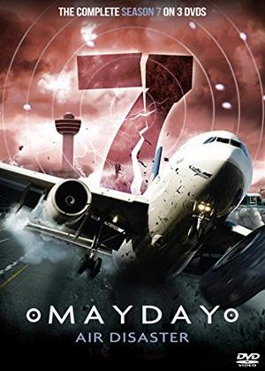 Mayday Air Disaster: Series 7 Online DVD Rental