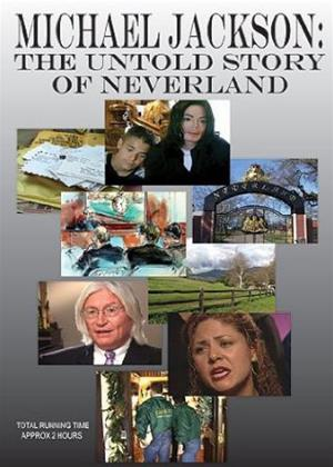 Rent Michael Jackson: The Untold Story of Neverland Online DVD Rental