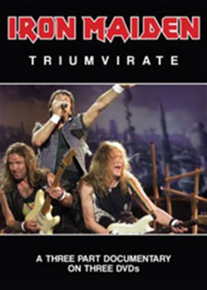 Rent Iron Maiden: Triumvirate Online DVD Rental