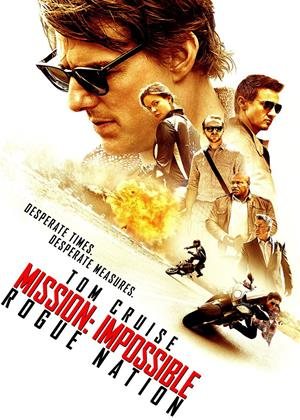 Mission: Impossible: Rogue Nation Online DVD Rental