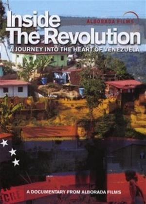 Rent Inside the Revolution: A Journey into the Heart of Venezuela Online DVD Rental