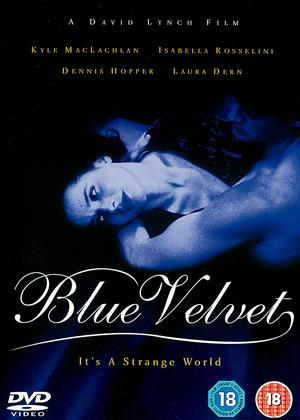 Blue Velvet Online DVD Rental