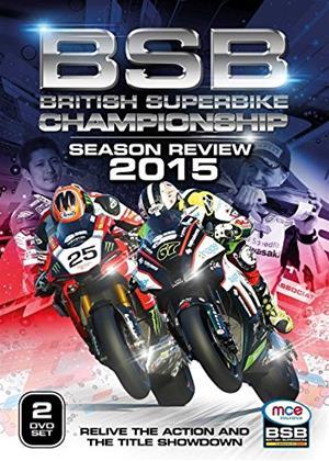 Rent British Superbike: Championship Season Review: 2015 Online DVD Rental