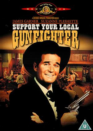 Support Your Local Gunfighter Online DVD Rental