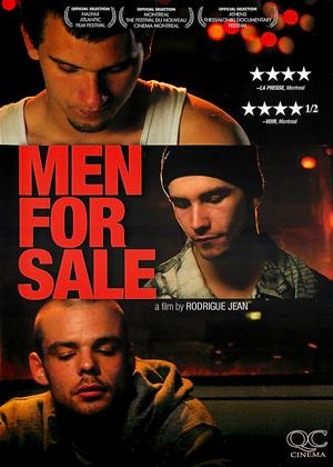 Men for Sale Online DVD Rental
