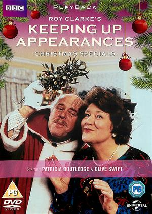 Rent Keeping Up Appearances: Christmas Specials Online DVD Rental