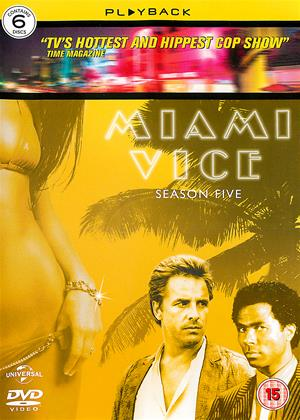 Miami Vice: Series 5 Online DVD Rental
