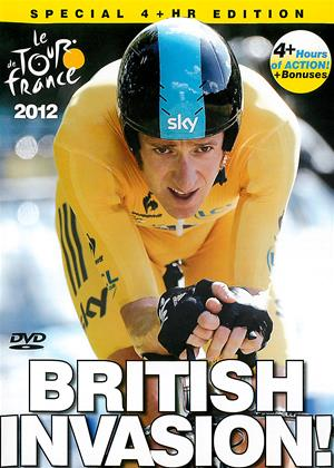 Rent Tour de France: 2012: British Invasion! Online DVD Rental