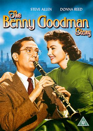 Rent The Benny Goodman Story Online DVD Rental
