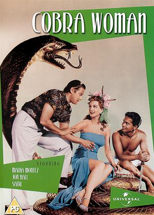 Cobra Woman Online DVD Rental