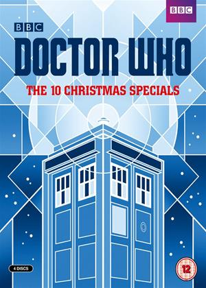 Rent Doctor Who: The 10 Christmas Specials Online DVD Rental