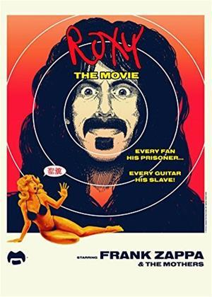 Frank Zappa: Roxy: The Movie Online DVD Rental