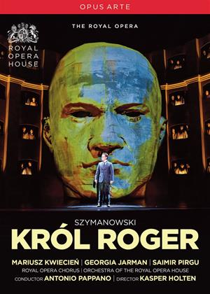 Rent Król Roger: Royal Opera House (Pappano) Online DVD Rental