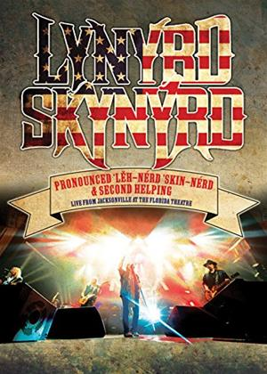 Rent Lynyrd Skynyrd: Live from Jacksonville at the Florida Theatre Online DVD Rental